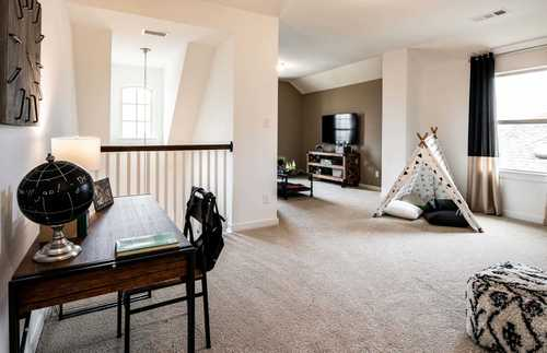 Study-in-Plan Richmond-at-Highlands at Mayfield Ranch: 60ft. lots-in-Round Rock