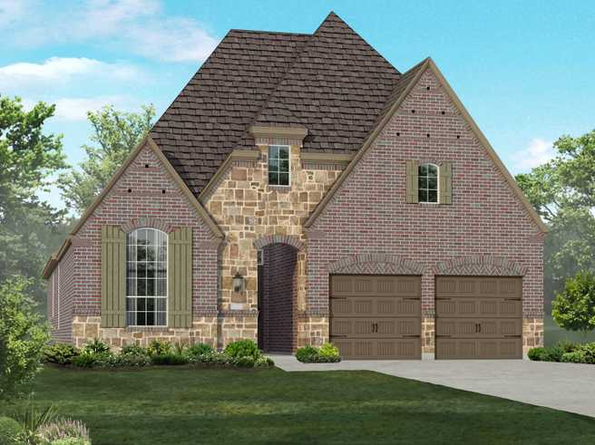 1637 Stowers Trail (Plan 550)