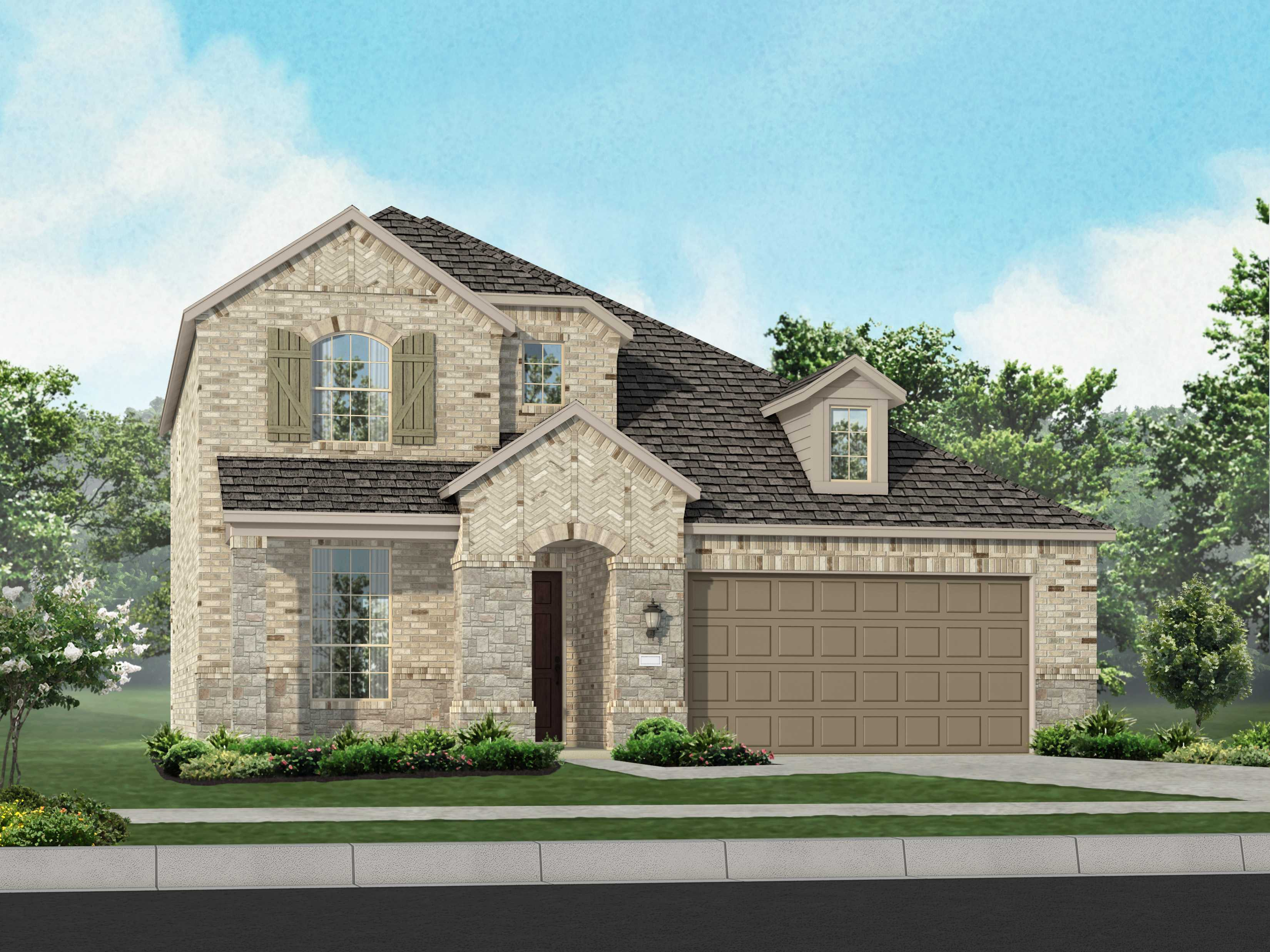on nalle elgin texas custom home floor plans