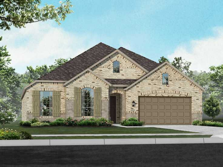 809 Glen Crossing Drive (Plan Chesterfield), Celina, Texas
