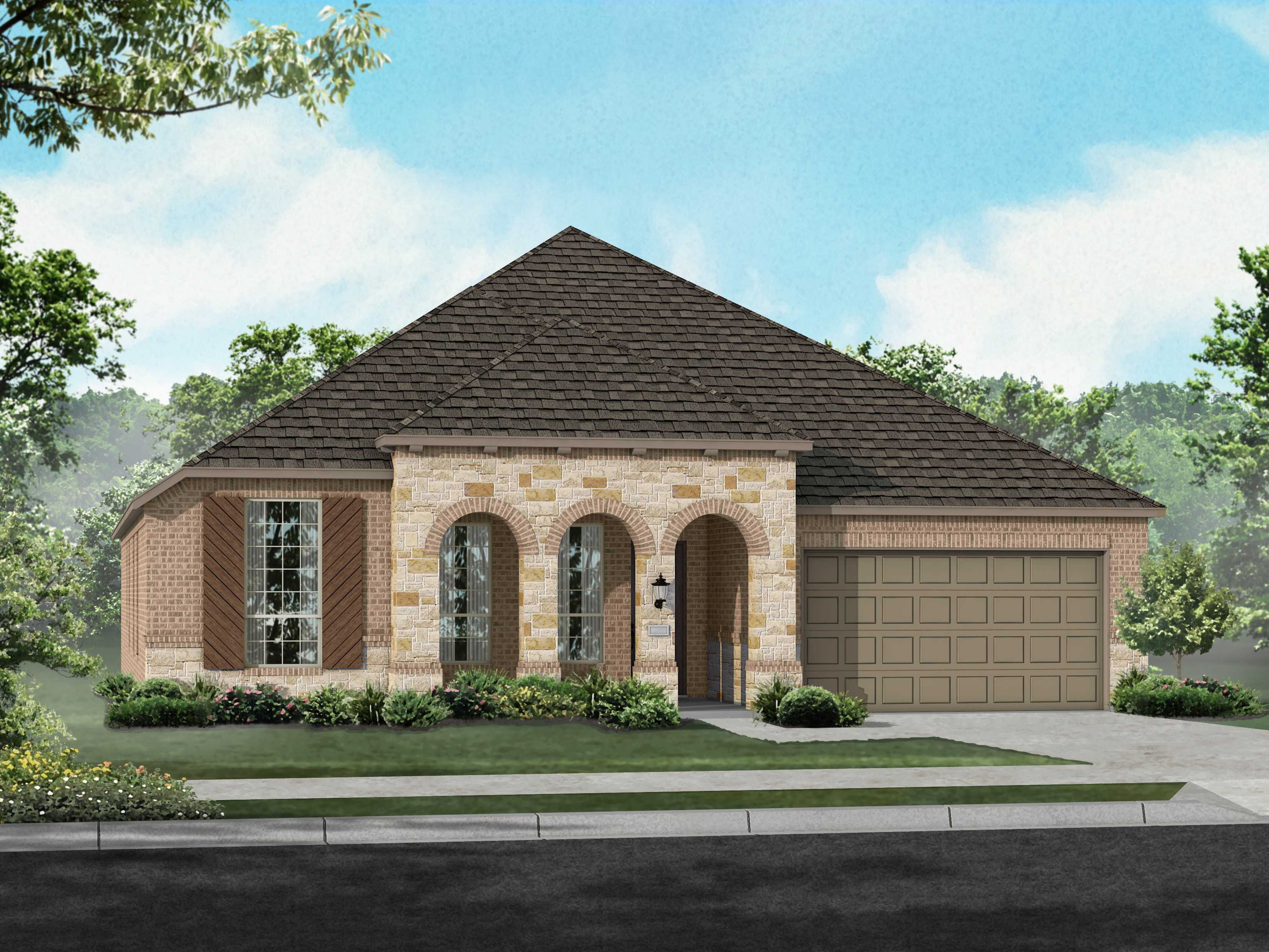 New Construction Homes & Plans in Caddo Mills, TX | 2,418