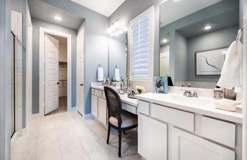 Bathroom-in-Plan Waverley-at-Crosswinds: 50ft. lots-in-Kyle