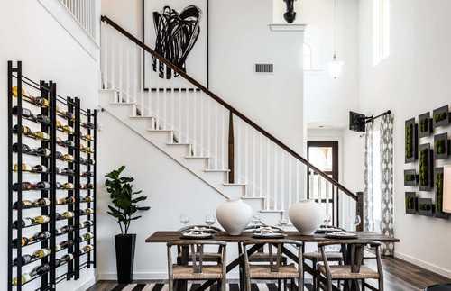 Stairway-in-Plan Ellington-at-Sandbrock Ranch: 45ft. lots-in-Aubrey
