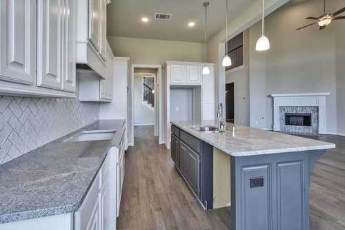 Kitchen-in-Plan 248H-at-Meridiana: 65ft. lots-in-Iowa Colony
