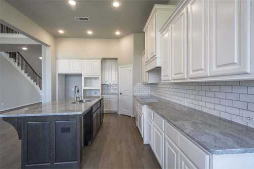 Kitchen-in-Plan 247H-at-Viridian: 65ft. lots-in-Arlington