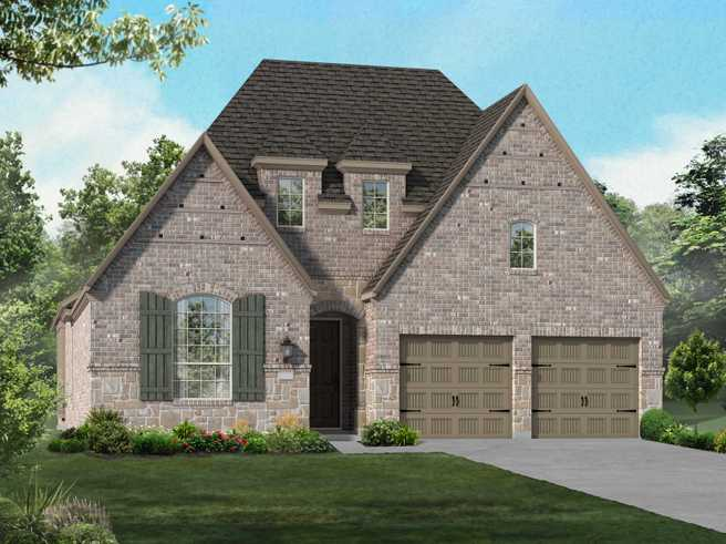1736 Doubleday Lane (Plan 553)