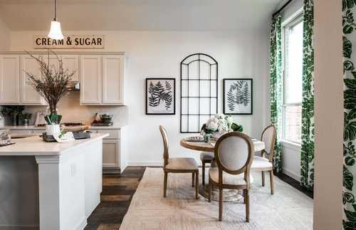 Dining-in-Plan Dorchester-at-Wildridge: Artisan Series - 50ft. lots-in-Oak Point