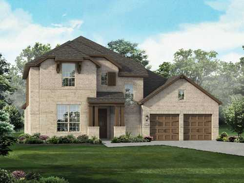 Plan 206-Design-at-Union Park: 60ft. lots-in-Aubrey