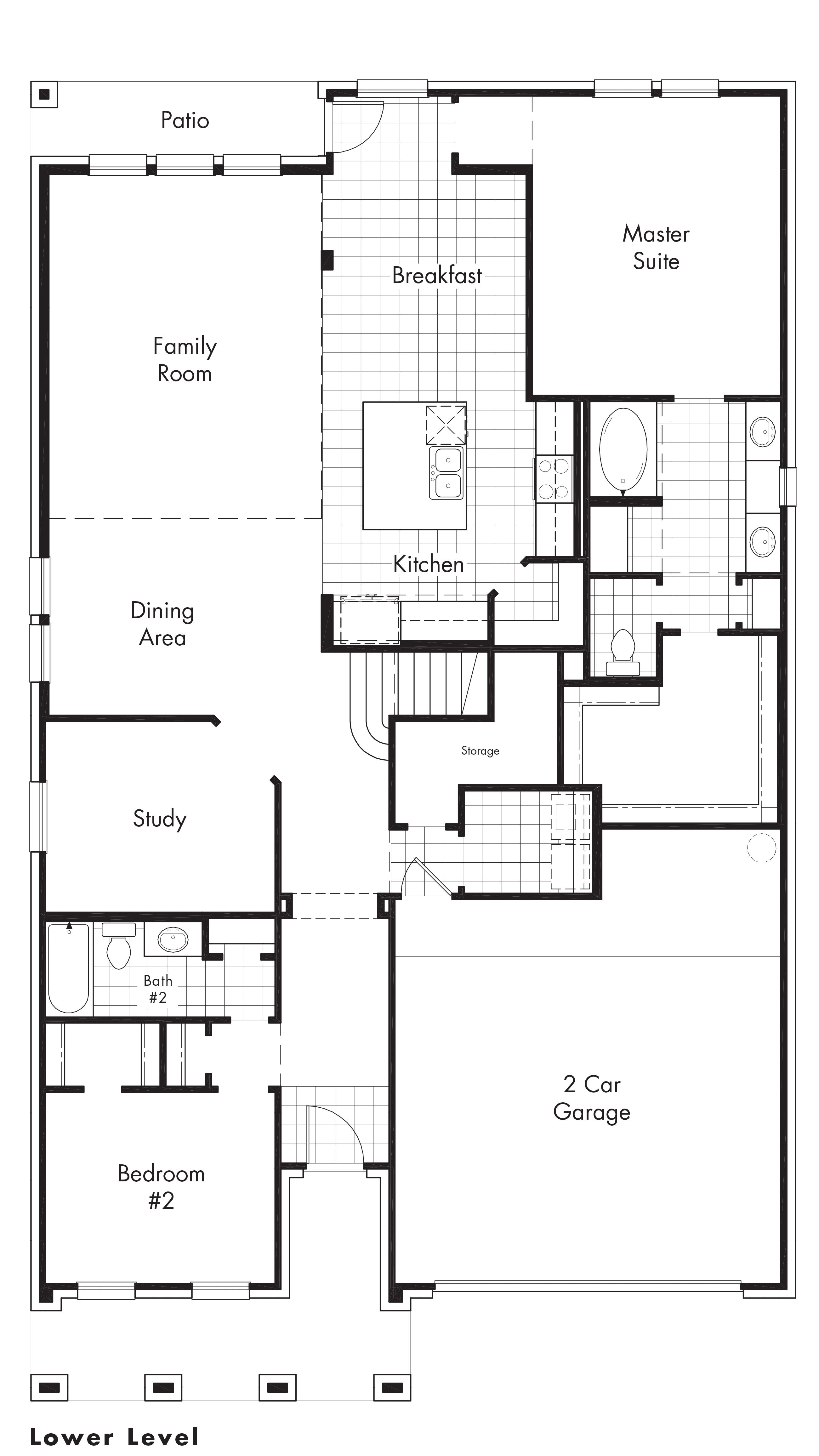 Plan Waverley 33