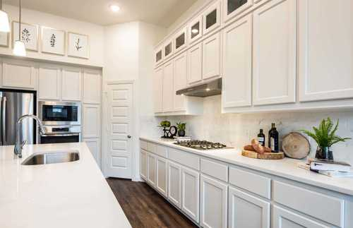 Kitchen-in-Plan Amberley-at-Wildridge: Artisan Series - 50ft. lots-in-Oak Point