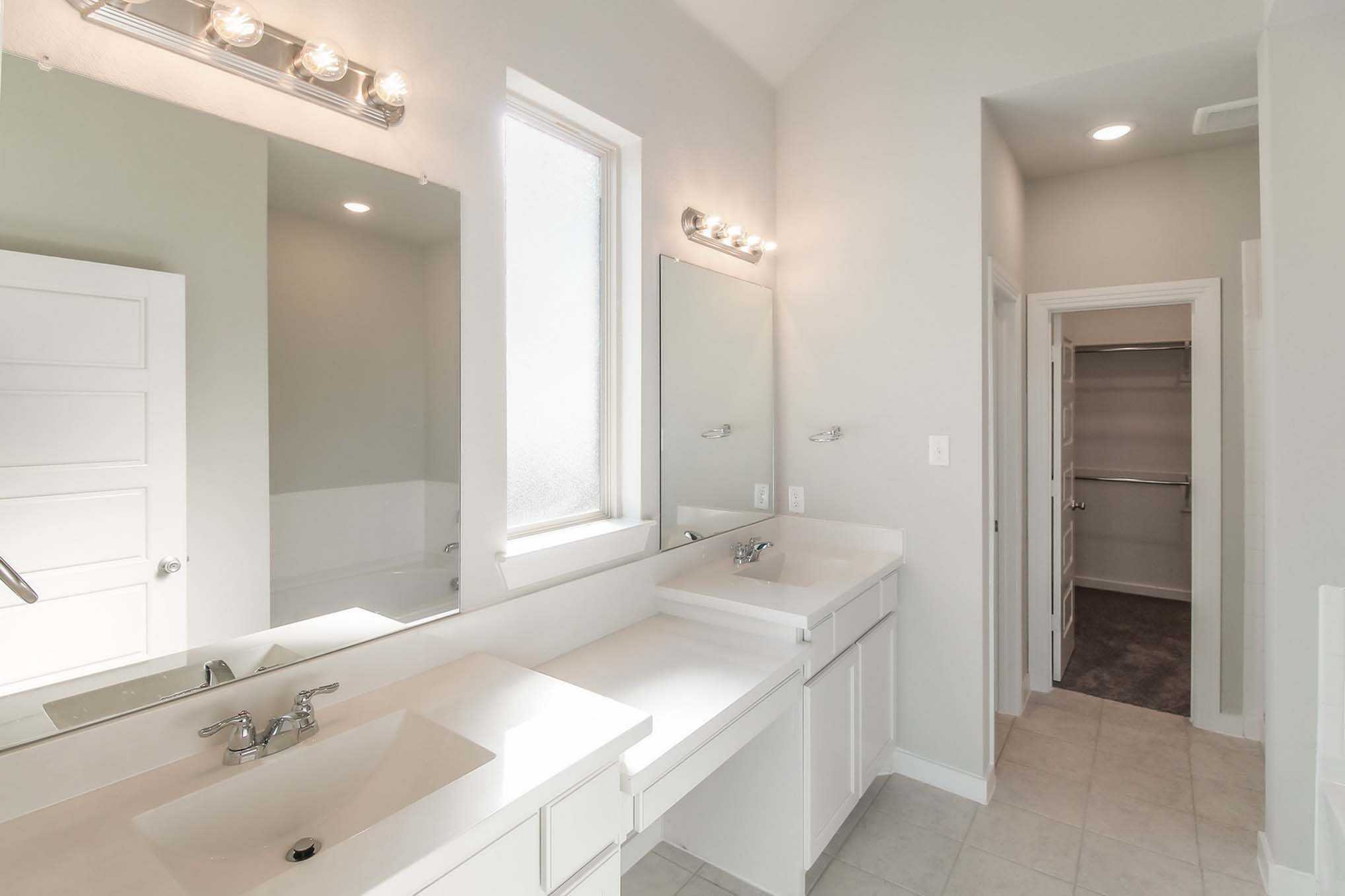 Bathroom featured in the Plan Camden By Highland Homes in San Antonio, TX