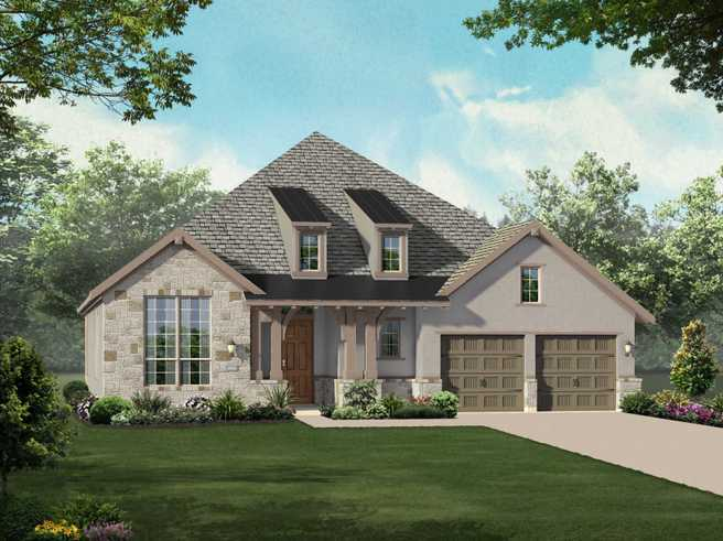 3005 Discovery Well Drive (Plan 242)