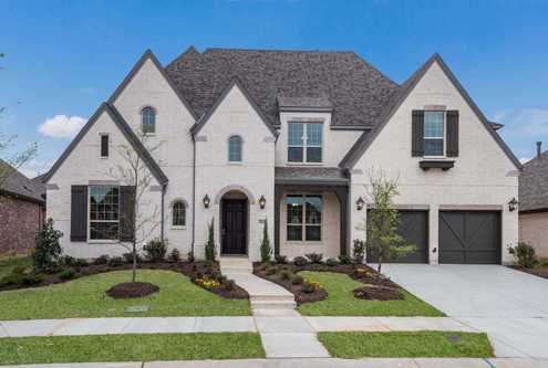 53 Highland Homes Communities In Oak Point Tx Newhomesource