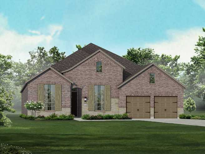 1004 Bluestem Drive (Plan 200)