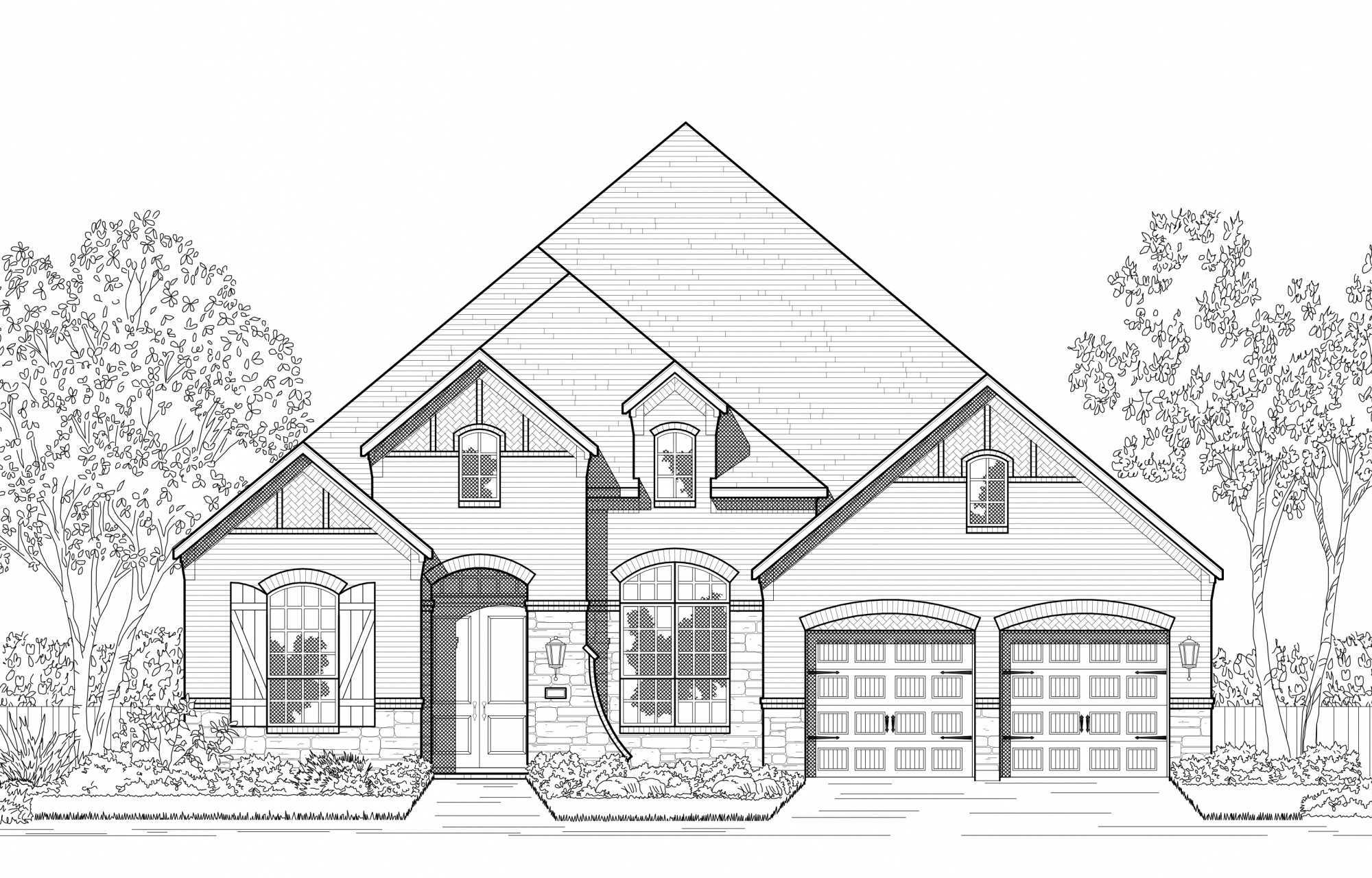 highland homes new home plans in melissa tx newhomesource rh newhomesource com