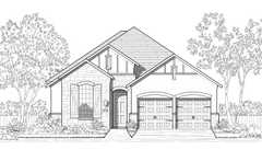 1407 Oaklawn Drive (Plan 552)