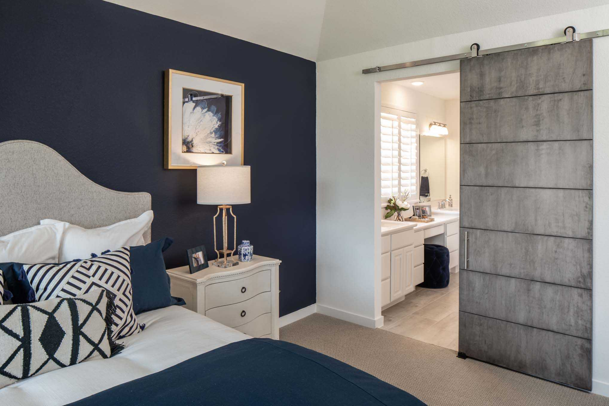 Bedroom featured in the Plan 556H By Highland Homes in Dallas, TX