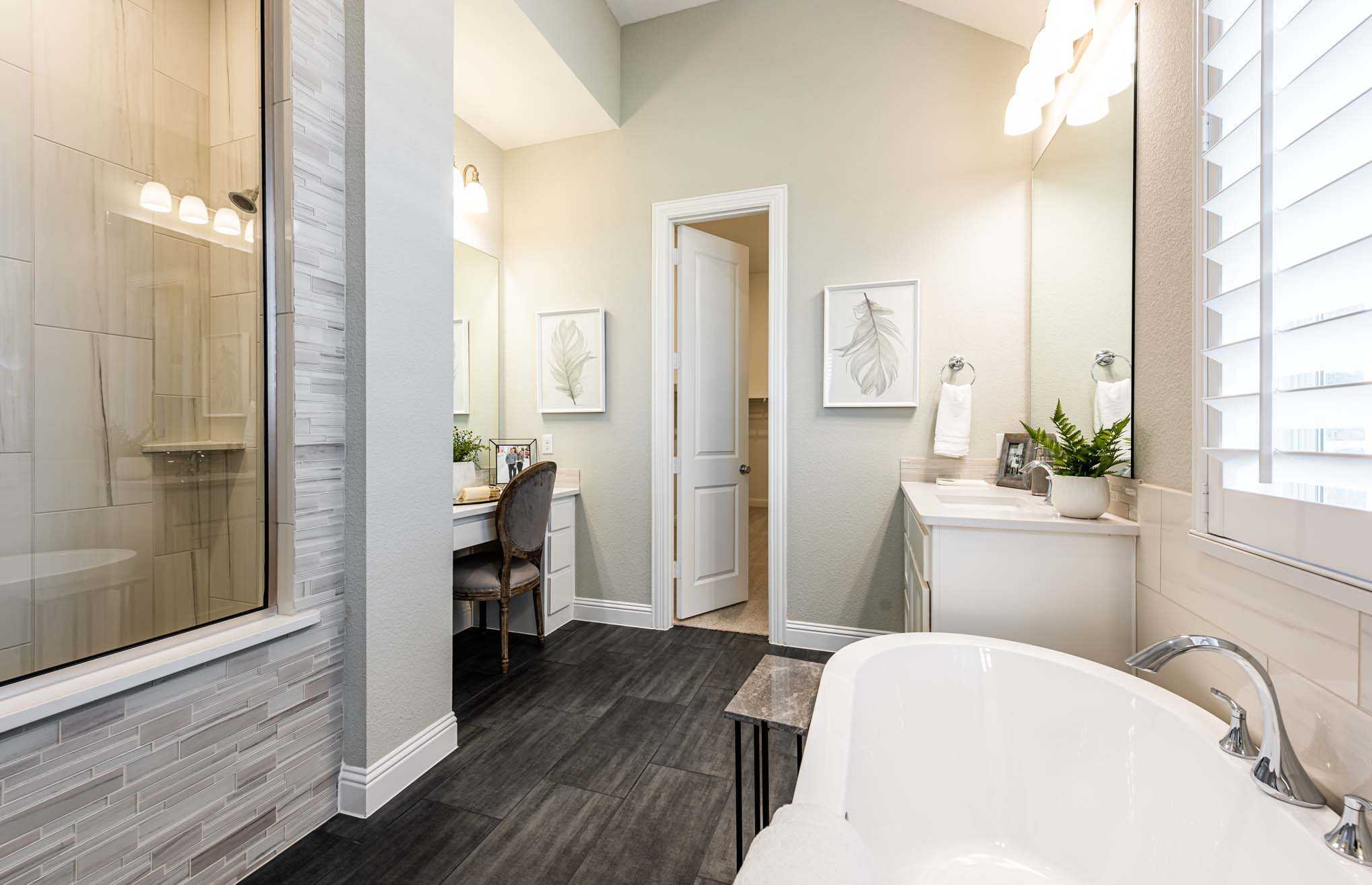Bathroom featured in the Plan 274 By Highland Homes in San Antonio, TX