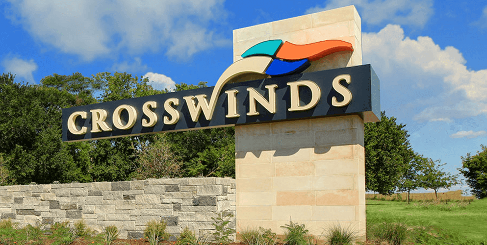 'Crosswinds: 50ft. lots' by Highland Homes in Austin