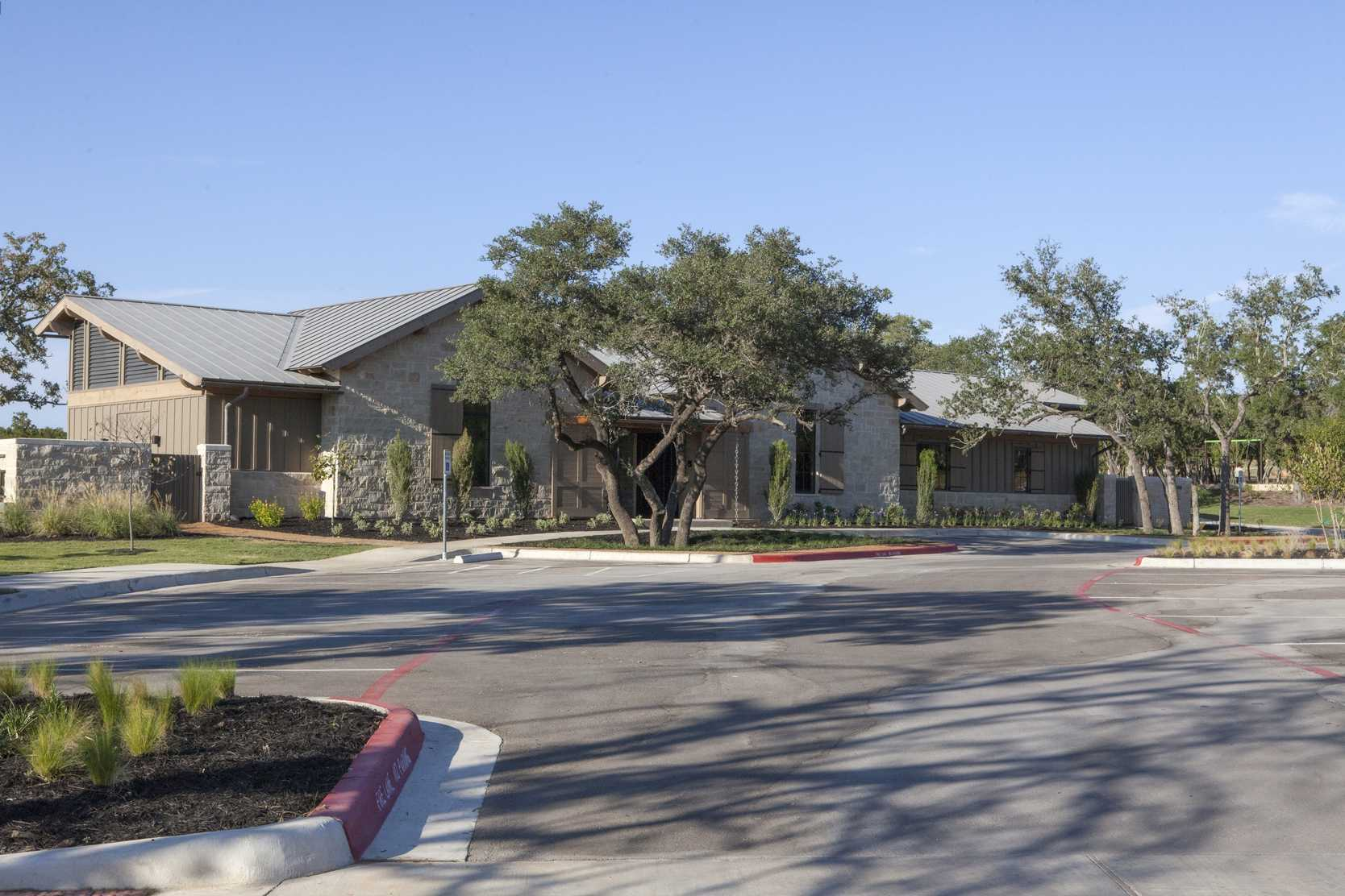 'Highlands at Mayfield Ranch: 60ft. lots' by Highland Homes in Austin