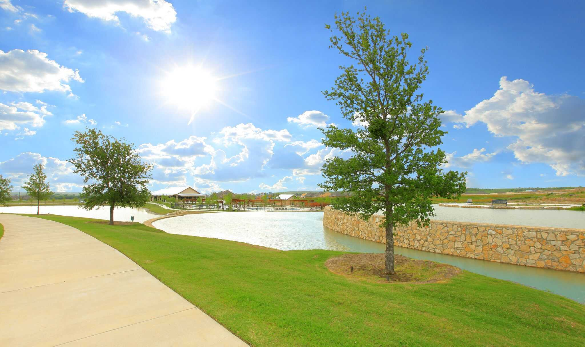 'Morningstar' by Highland Homes in Fort Worth