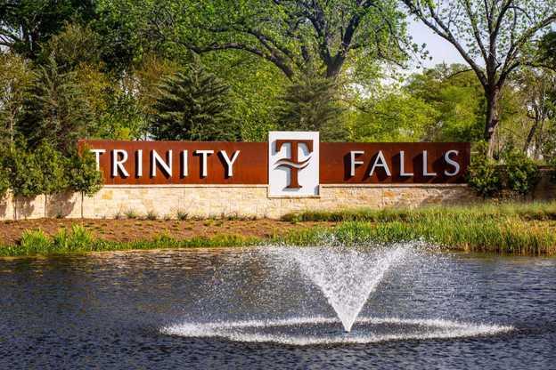 Trinity Falls: 40ft. lots,75071