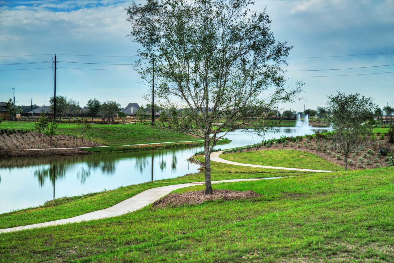 'Meridiana: 50ft. lots' by Highland Homes in Houston