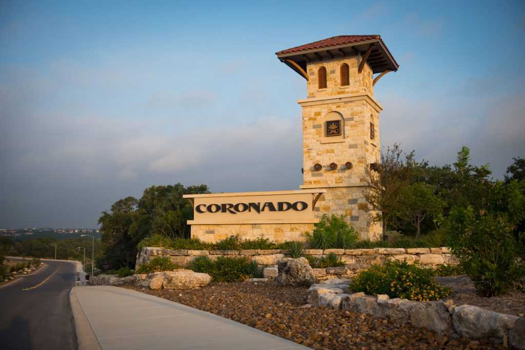 'Coronado' by Highland Homes in San Antonio