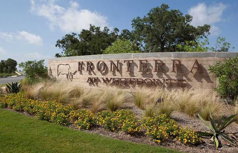 'Fronterra at Westpointe: 65ft. lots' by Highland Homes in San Antonio