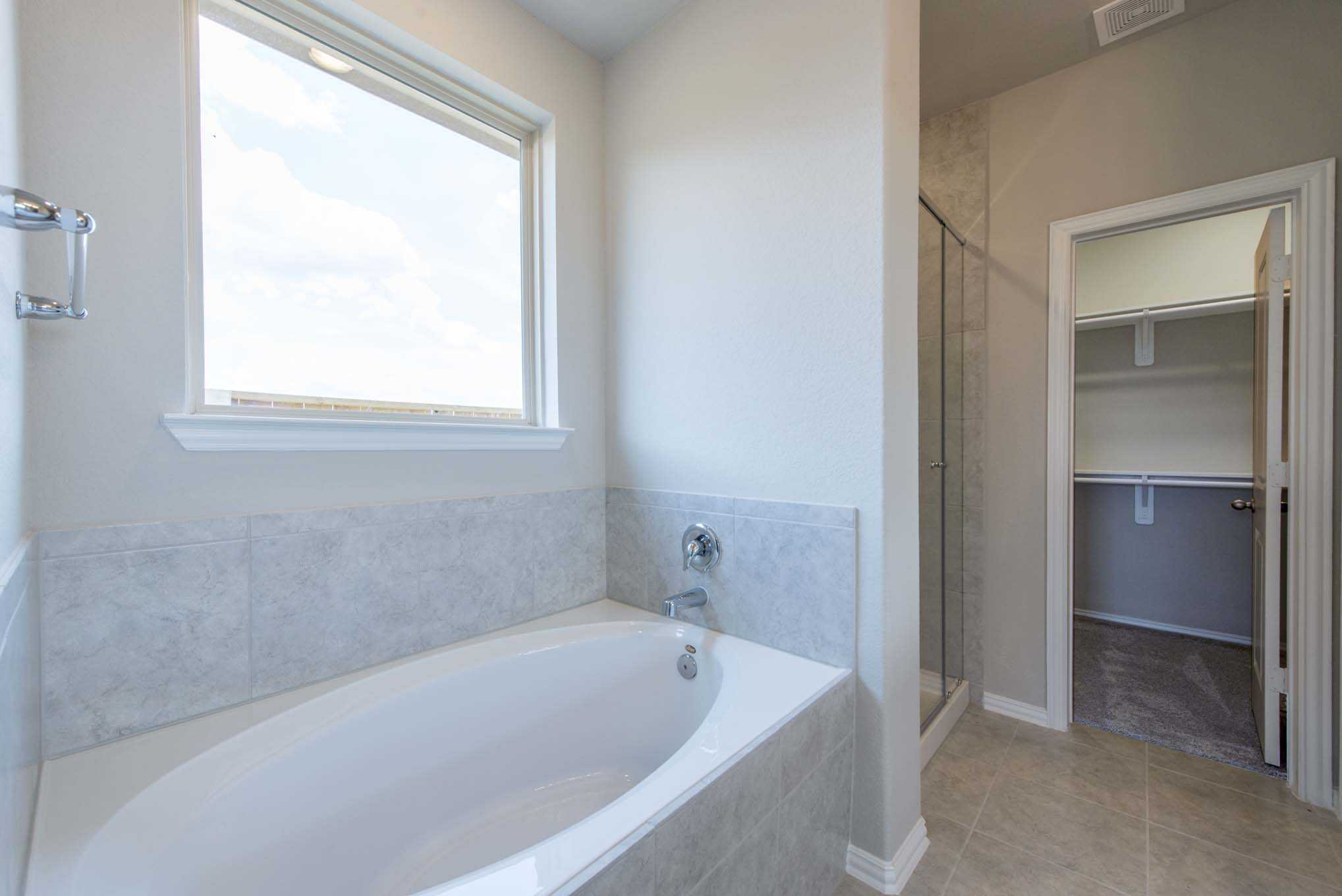 Bathroom featured in the Plan Windsor By Highland Homes in Houston, TX