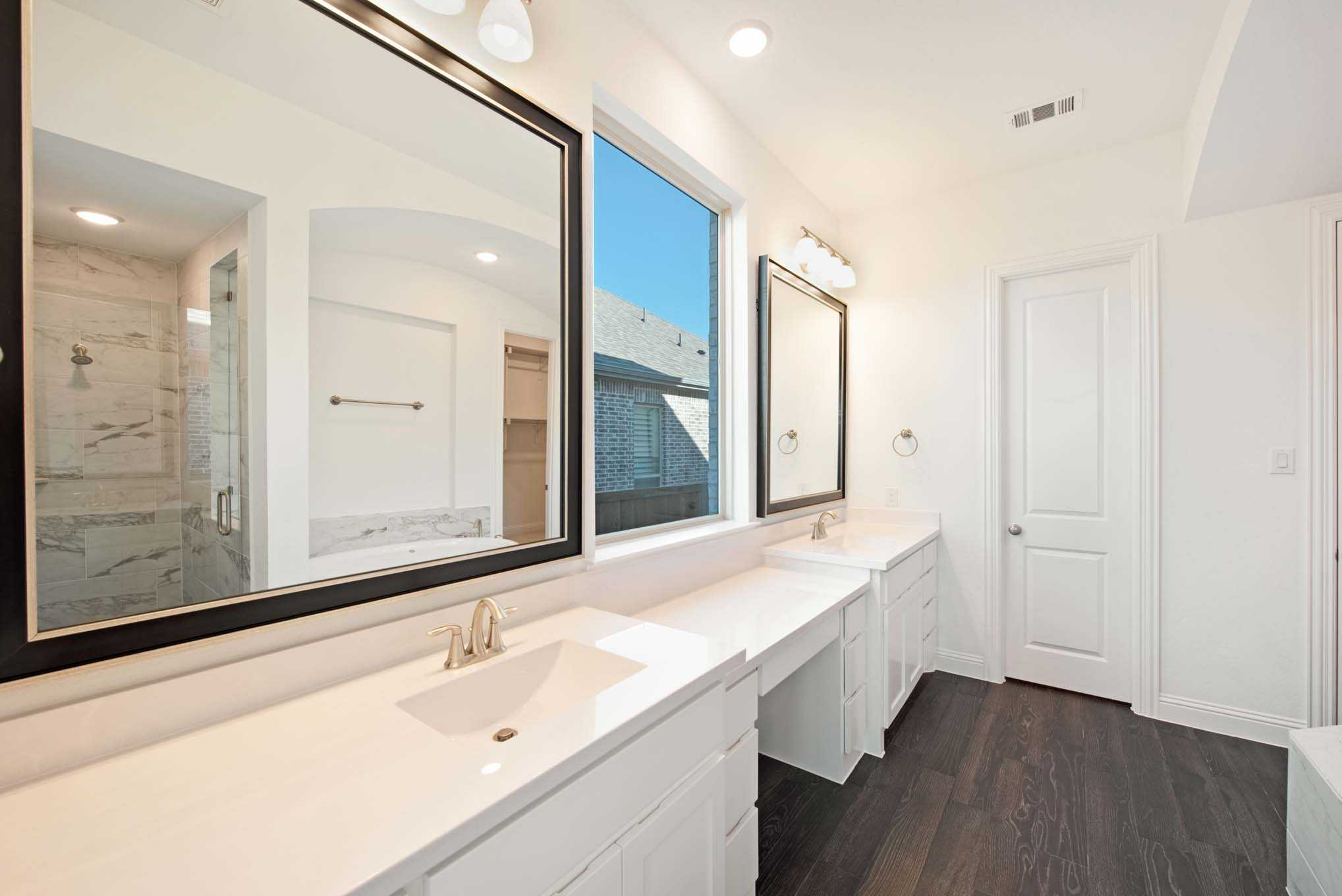 Bathroom featured in the Plan 220 By Highland Homes in Austin, TX