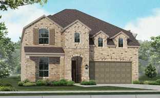 Gateway Village: Fawn Meadow by Highland Homes in Sherman-Denison Texas