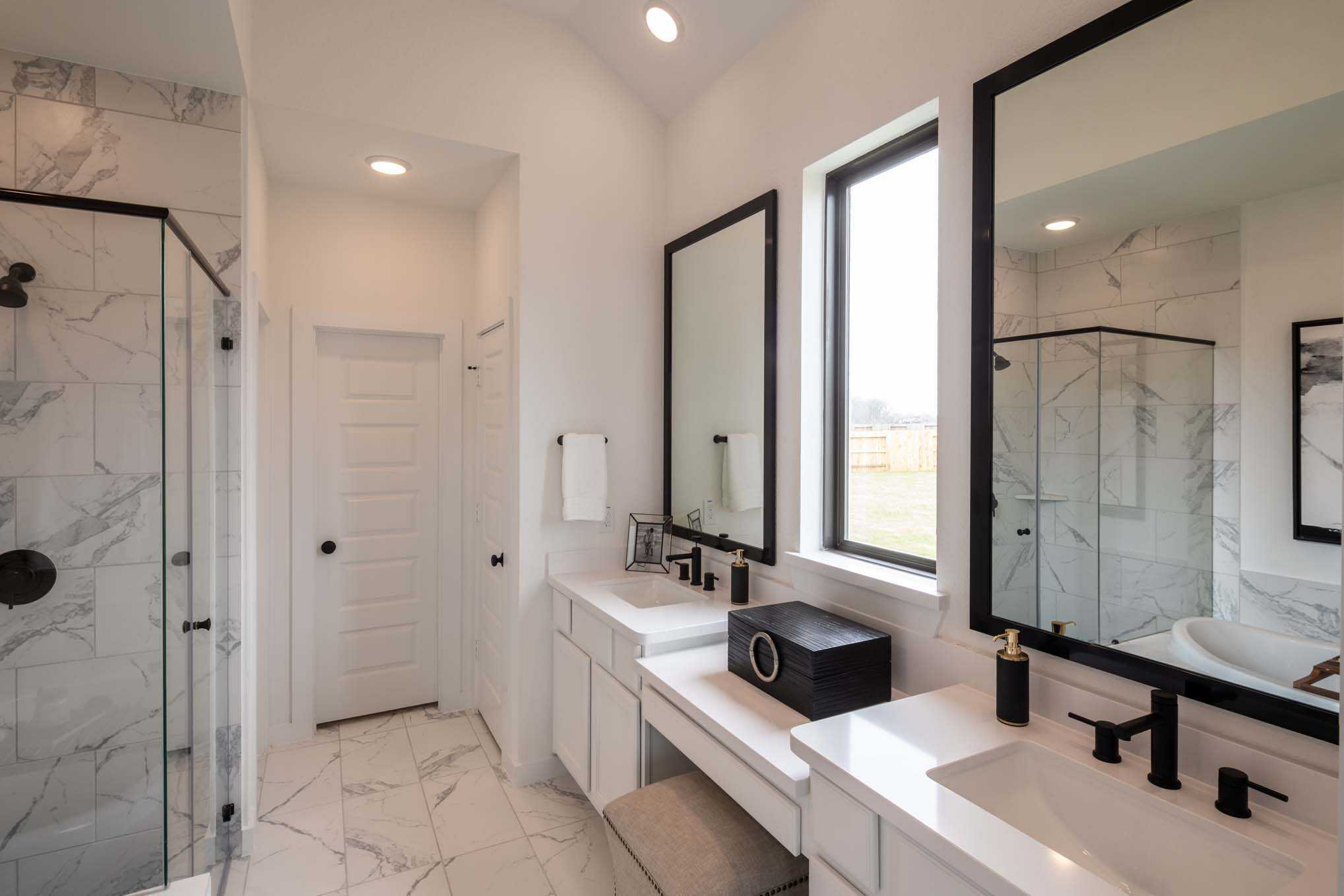 Bathroom featured in the Plan Davenport By Highland Homes in San Antonio, TX
