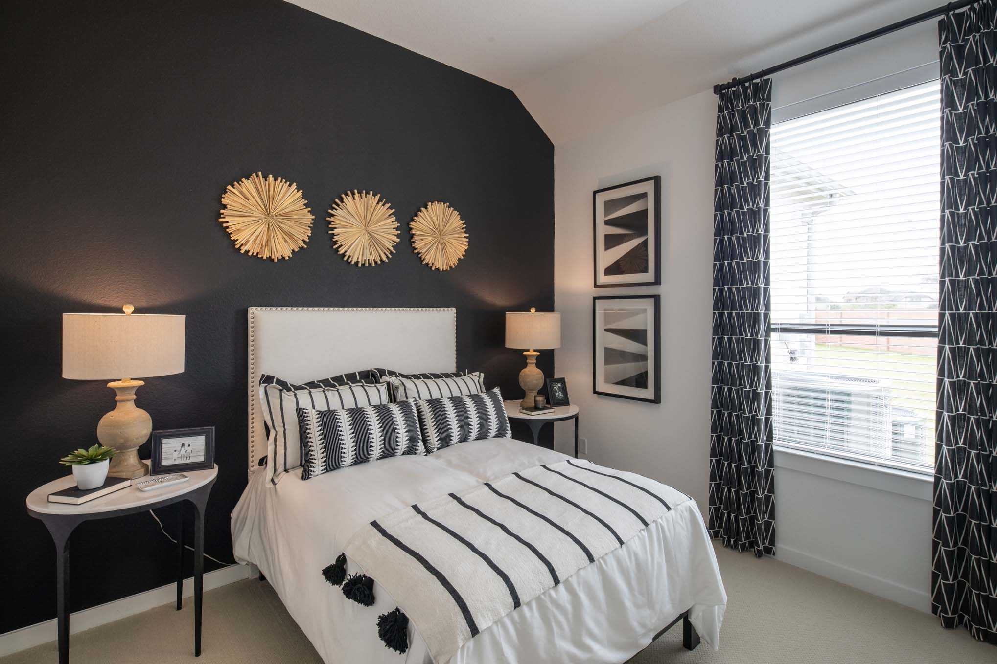Bedroom featured in the Plan Davenport By Highland Homes in San Antonio, TX