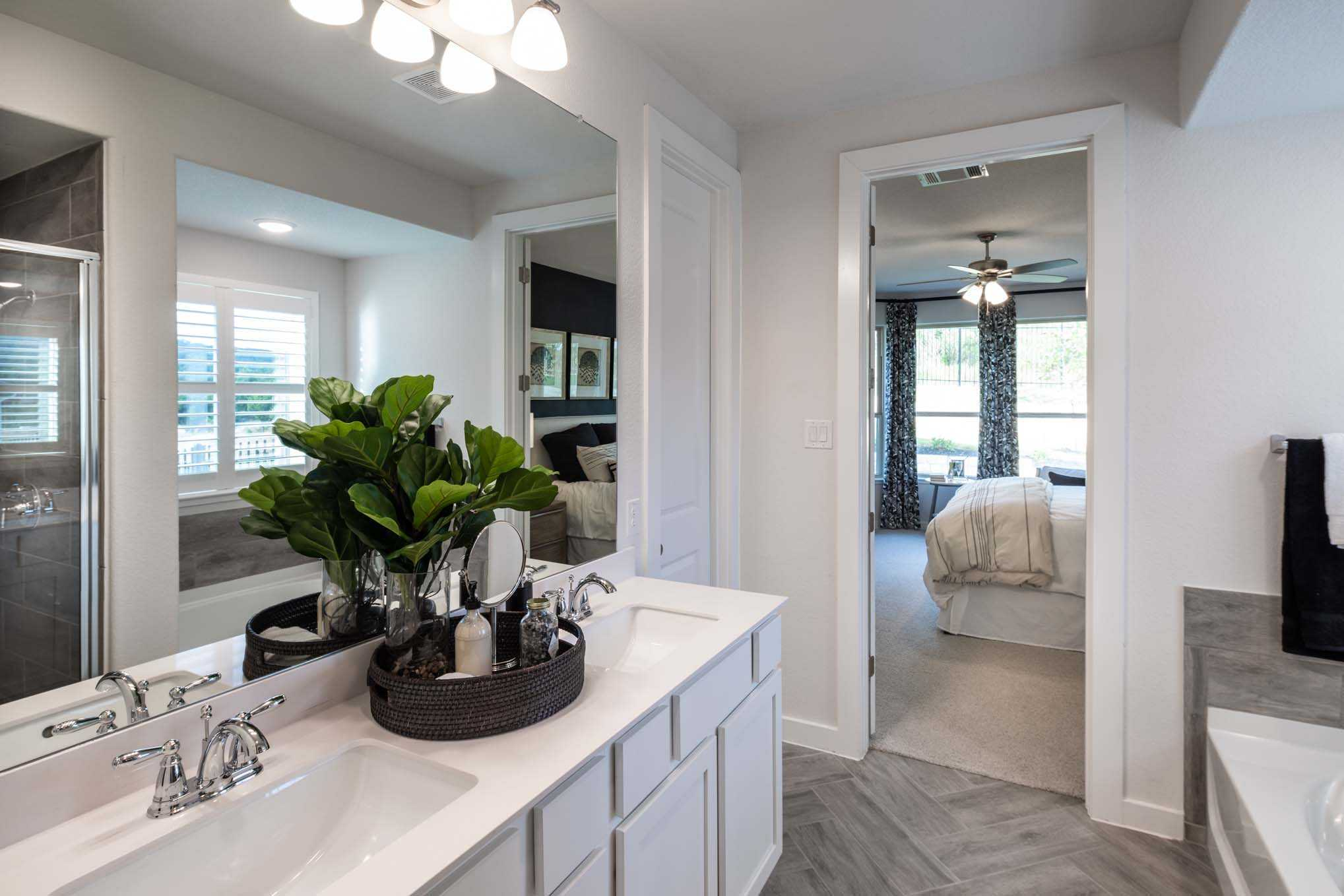 Bathroom featured in the Plan Everleigh By Highland Homes in Houston, TX