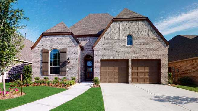 12506 Woodbourne Forest Drive (Plan 552)