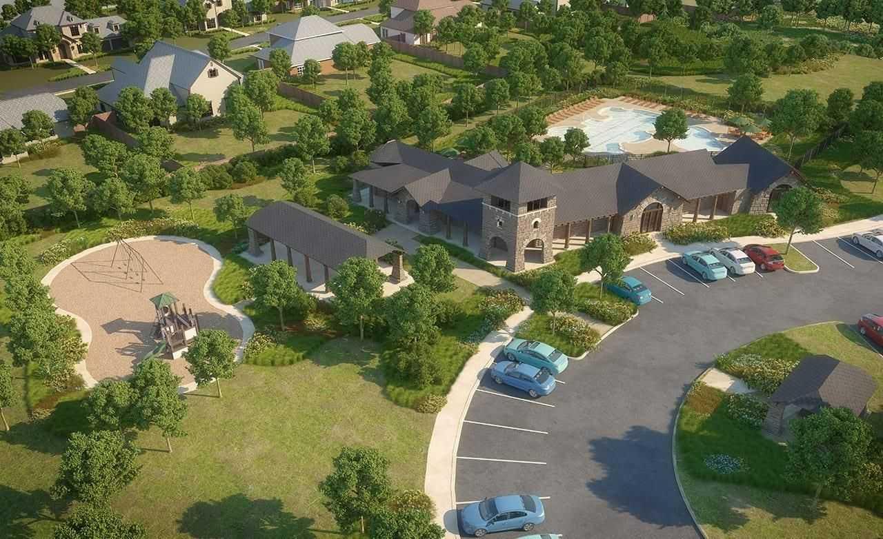 'Regent Park' by Highland Homes in San Antonio