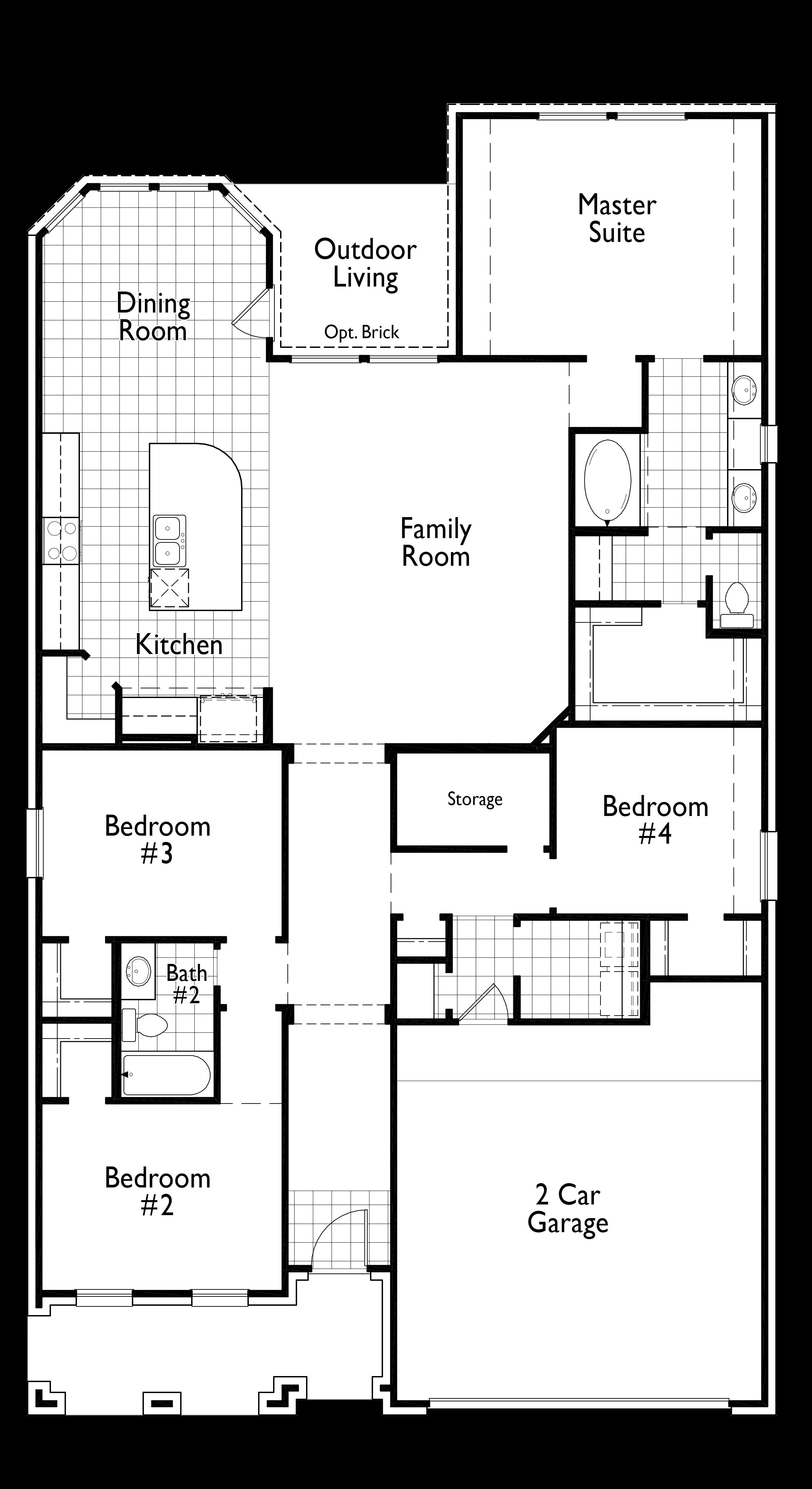 Plan Amberley 25