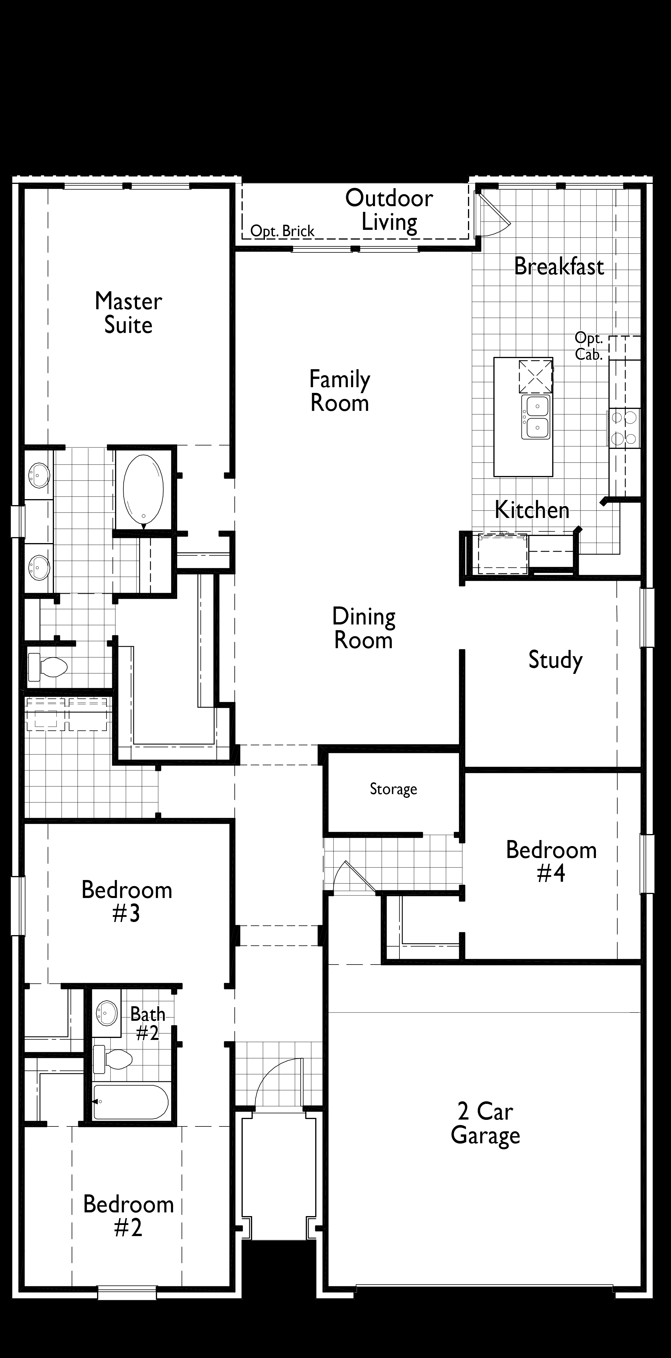 Plan Dorchester 24