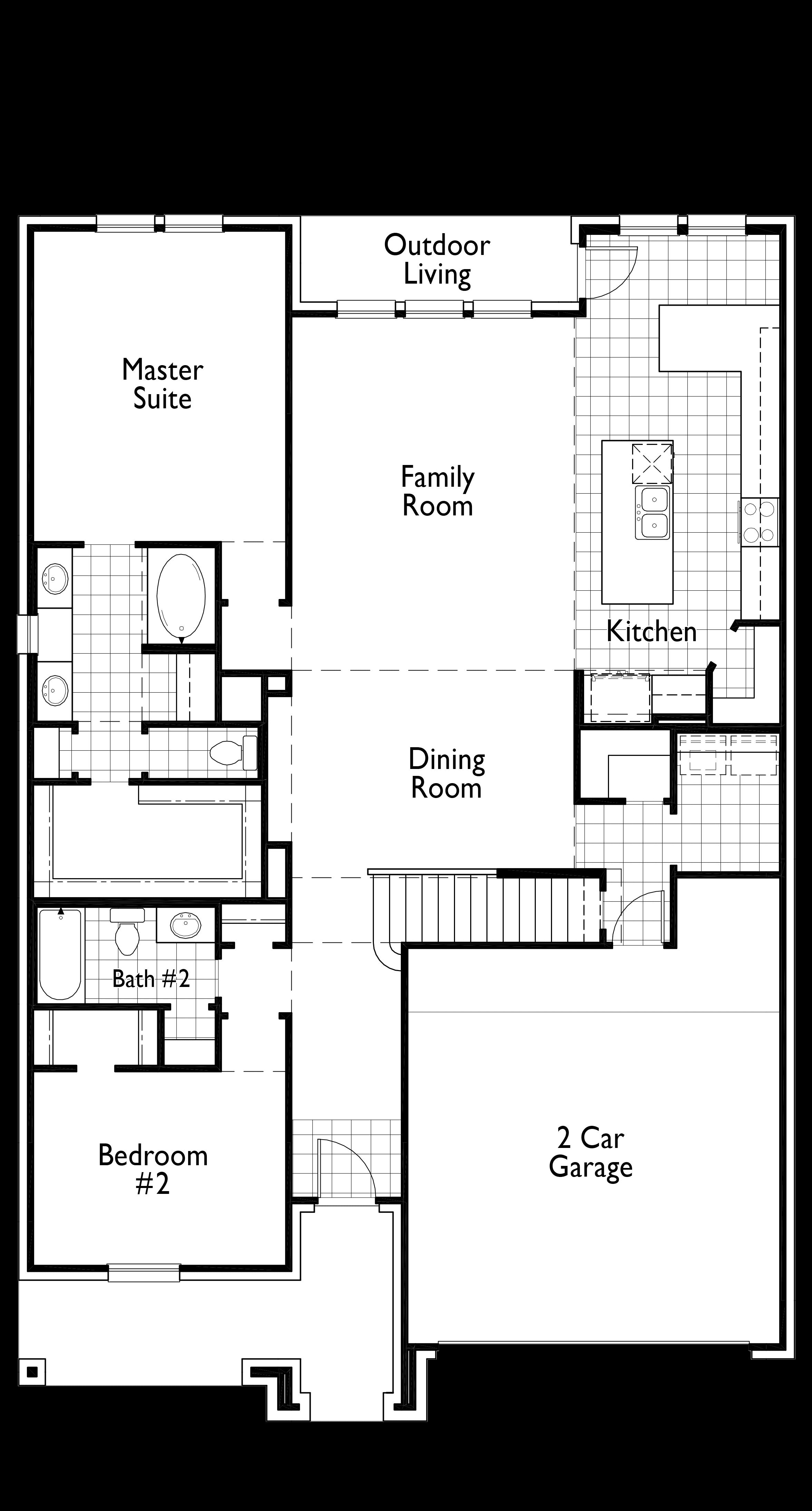 Plan Westbury 21
