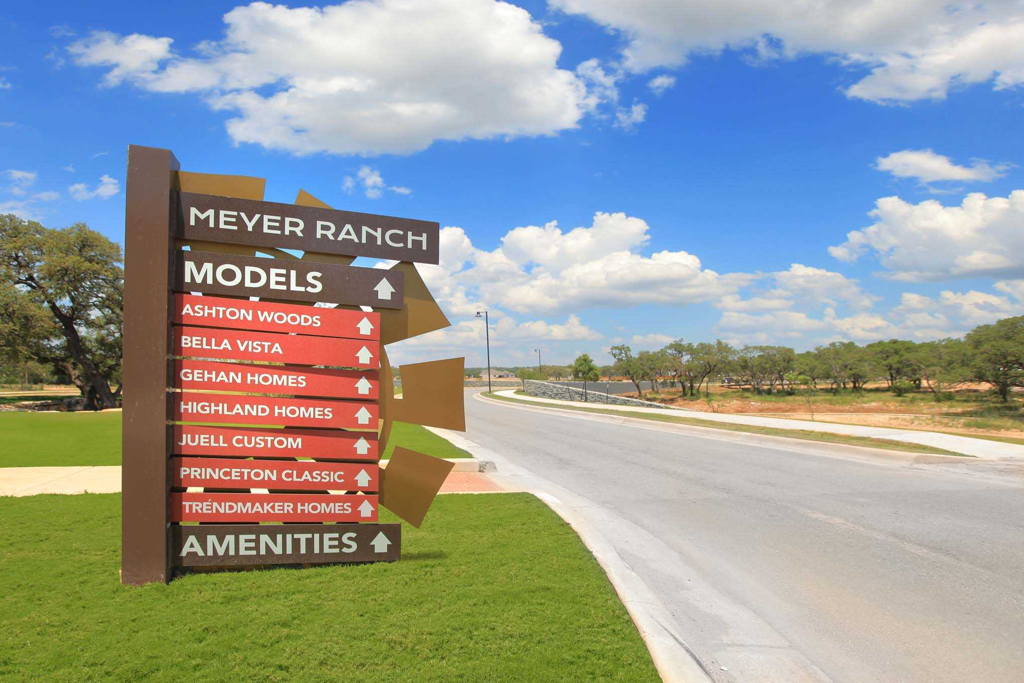 'Meyer Ranch' by Highland Homes in San Antonio