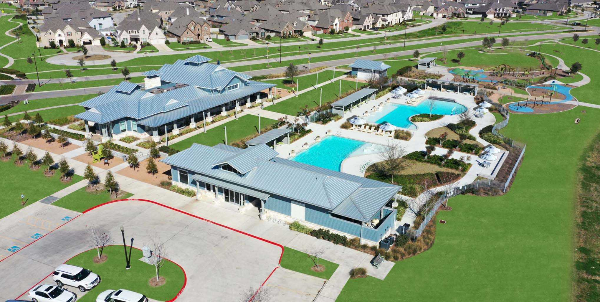 'Pomona: 65ft. lots' by Highland Homes in Houston