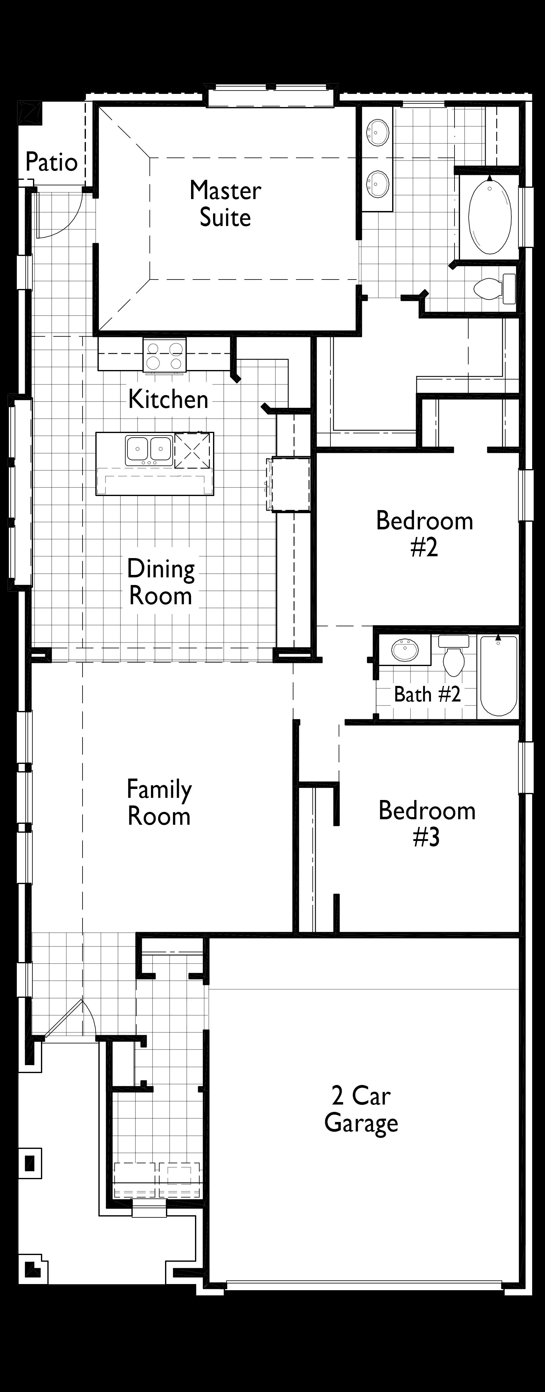 Plan Carlton 12
