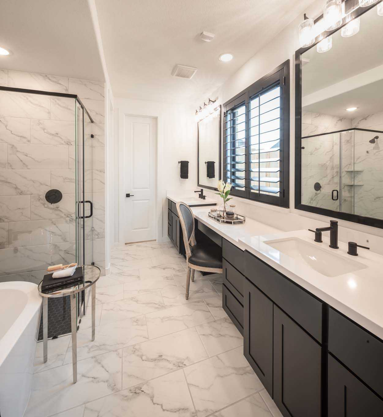 Bathroom featured in the Plan 559H By Highland Homes in San Antonio, TX
