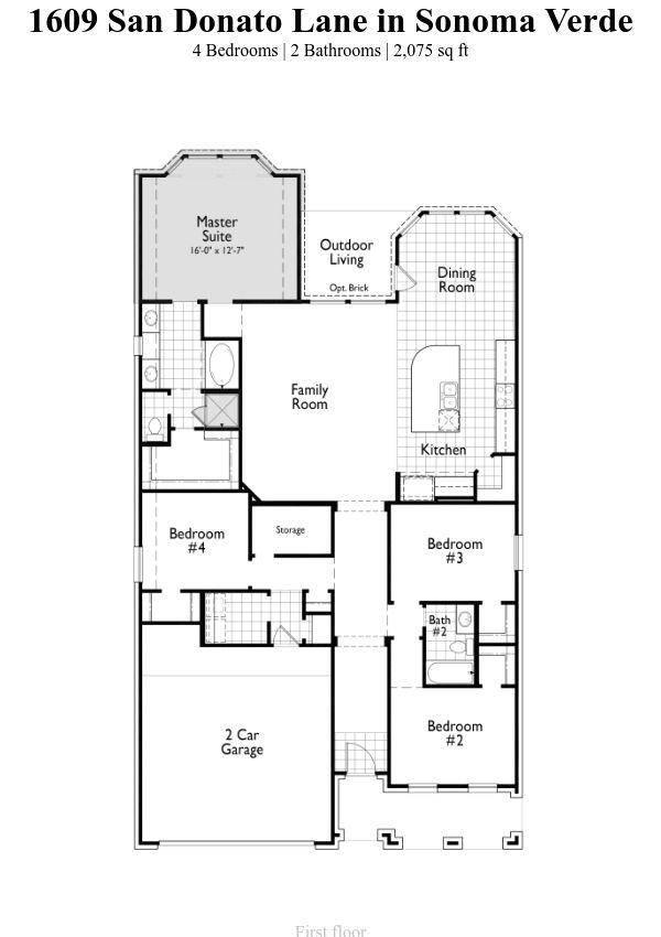Plan Amberley 24