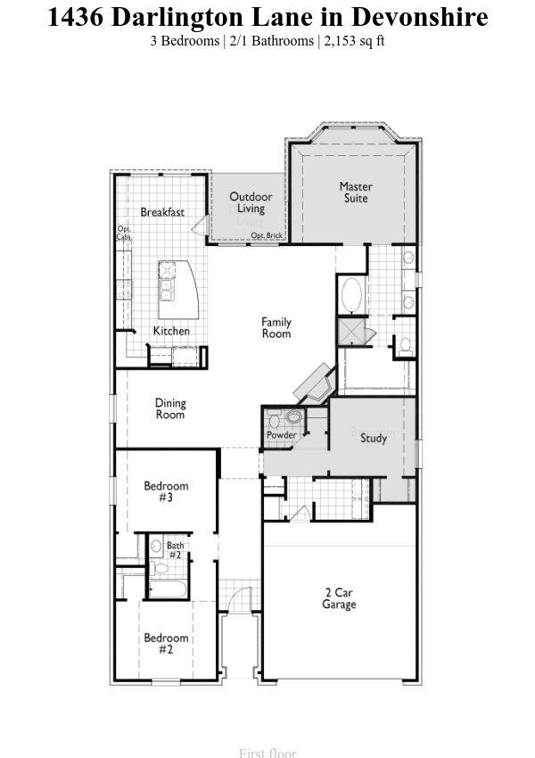 Plan Ashwood 27