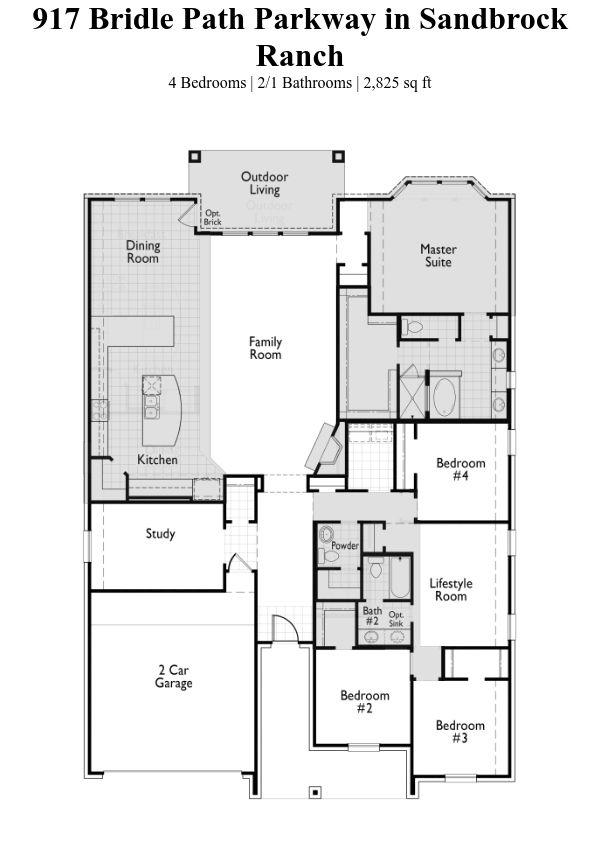 Plan Fairhall 20