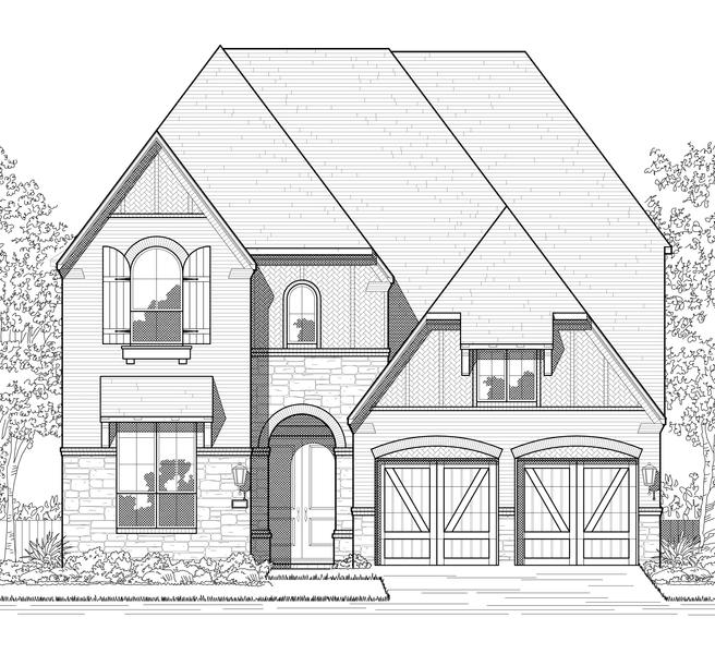 4415 Sage Glen Lane (Plan 568)