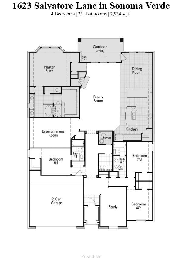 Plan Chesterfield 27
