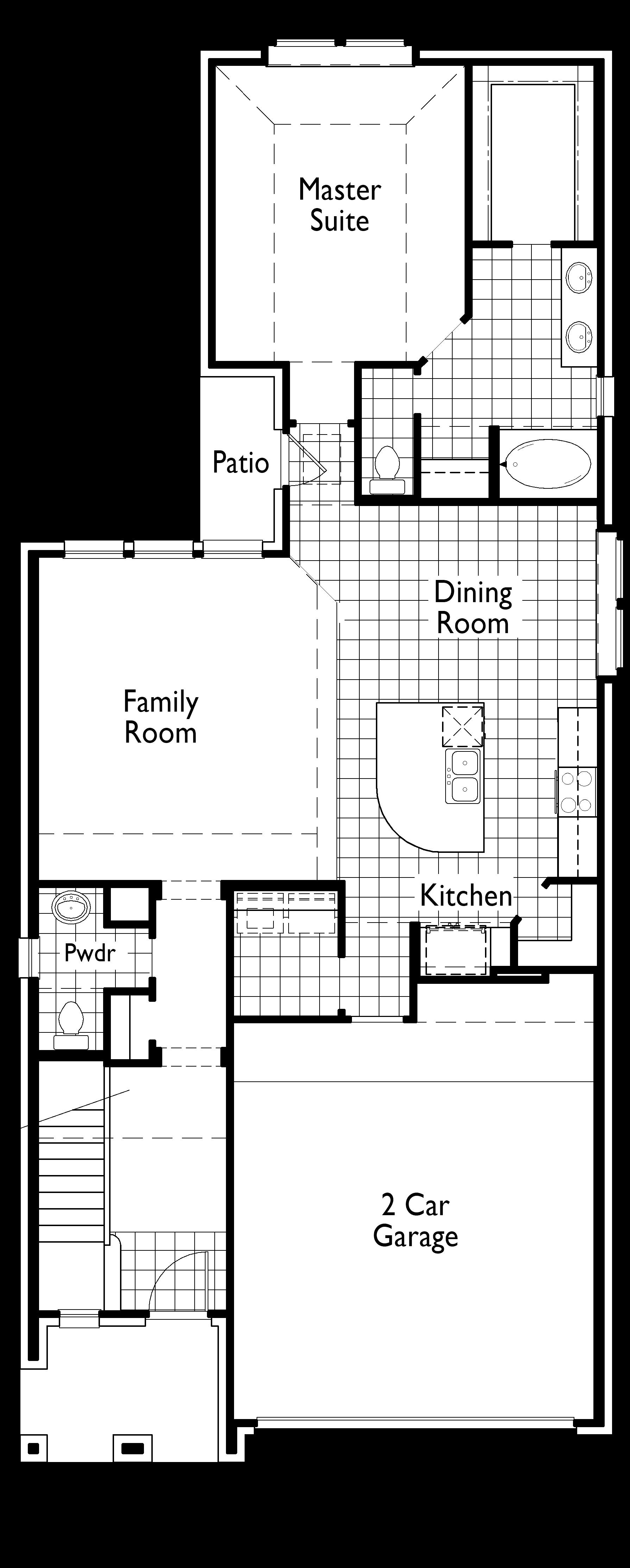 Plan Lyndhurst 8